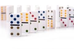 Domino's Royalty-vrije Stock Afbeelding