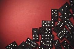 domino's Royalty-vrije Stock Foto