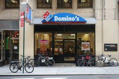 Domino's Pizza imagens de stock