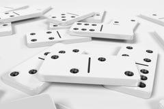 Domino set Obraz Royalty Free