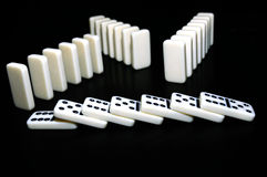 Domino Stock Image