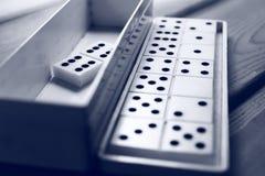 Domino'sspel Royalty-vrije Stock Foto