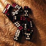domino sztuka Zdjęcie Royalty Free