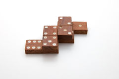 Domino Tiles Stock Photography