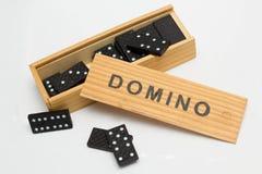 Domino Stock Photo