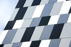 Dominoabstraktion Stockfoto