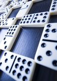 dominoeffekt Royaltyfri Fotografi