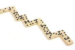 Dominoes Royalty Free Stock Image
