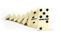 dominoes Imagem de Stock