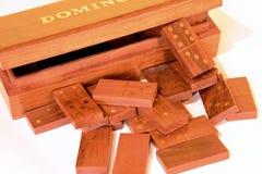 dominoes Lizenzfreie Stockbilder