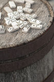 dominoes Imagem de Stock Royalty Free