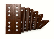 dominoes Stockbilder