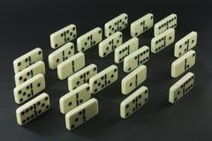 dominoes Stockfotografie
