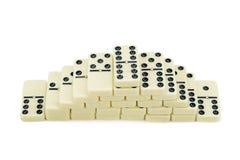 dominoes Fotografia de Stock Royalty Free