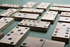 dominoes foto de stock