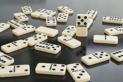 dominoes Lizenzfreies Stockfoto