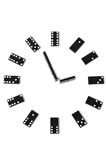 Dominoes Clock Stock Photos