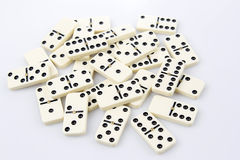 Dominoes Stock Photos