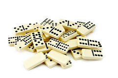 Dominos Royalty Free Stock Image