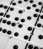 Dominos Lizenzfreie Stockfotografie