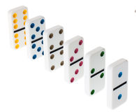 Dominos Image stock