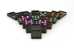 Dominos Photographie stock libre de droits
