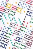 Dominos photographie stock