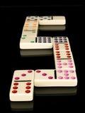 Dominos Stock Image