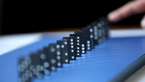 Dominos Royalty Free Stock Photography