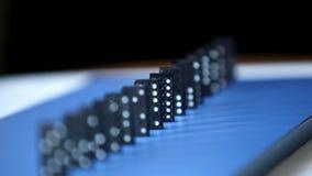 Dominos stock video