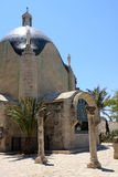 Dominus Flevit Church Royalty Free Stock Photography