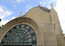 Dominus Flevit Church. In Jerusalem, Israel Royalty Free Stock Photo