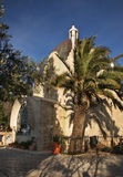 Dominus Flevit Church - Lord Wept in Jerusalem. Israel Royalty Free Stock Images