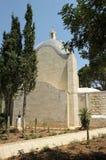 Dominus Flevit. Roman Catholic church, on the Mount of Olives in Jerusalem Royalty Free Stock Photography