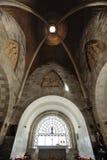 Dominus Flevit, Roman Catholic church. On the Mount of Olives in Jerusalem Stock Photos