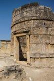 Domitian曲拱  免版税库存图片