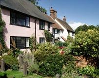 domki wioski Obrazy Royalty Free