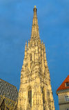 Domkirche St Stephan. St Stephen's Cathedral, Vienna Royalty Free Stock Photos