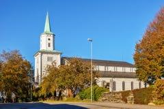 Domkirken in Stavanger Stock Photos
