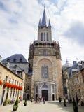 Domkyrka Aachen Royaltyfria Foton