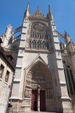 Domkyrka av Amiens, Frankrike Royaltyfri Foto