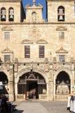 Domkyrka av Braga, royaltyfria bilder