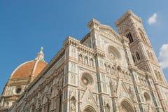 Domkyrka av Brunelleschi i Florence Royaltyfri Bild