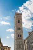 Domkyrka av Brunelleschi i Florence Arkivfoton