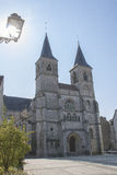 Domkyrka av Chaumont, Haute-Marne, Frankrike Royaltyfria Foton