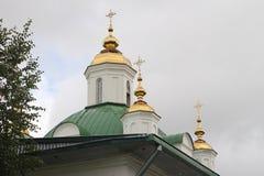 Domkyrka av helgon Peter och Paul, Ryssland Royaltyfri Fotografi