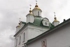 Domkyrka av helgon Peter och Paul, Ryssland Arkivfoton