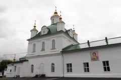 Domkyrka av helgon Peter och Paul, Ryssland Arkivbilder