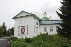 Domkyrka av helgon Peter och Paul, Ryssland Royaltyfri Bild