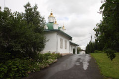 Domkyrka av helgon Peter och Paul, Ryssland Royaltyfri Foto